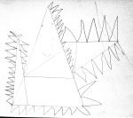 Triángulos (Valeria 4 años)